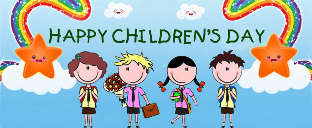 children day celebration speech