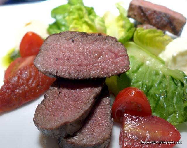 Gobo Upstairs, Traders Hotel, Kuala Lumpur, steak restaurant
