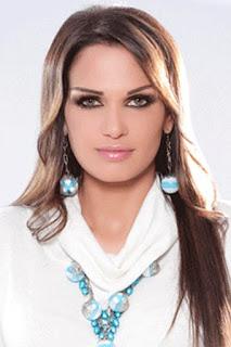 ميسم نحاس (Mayssam Nahas)، مغنية لبنانية