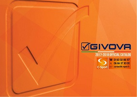 Catalogue Givova 2017-2018