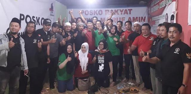 Pendukung 01: Pilpres Bukan Arena Peperangan Sesama Anak Bangsa