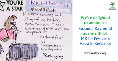 MK Lit Fest 2018 announcement