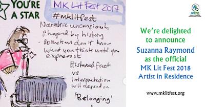 MK Lit Fest 2018 announcement