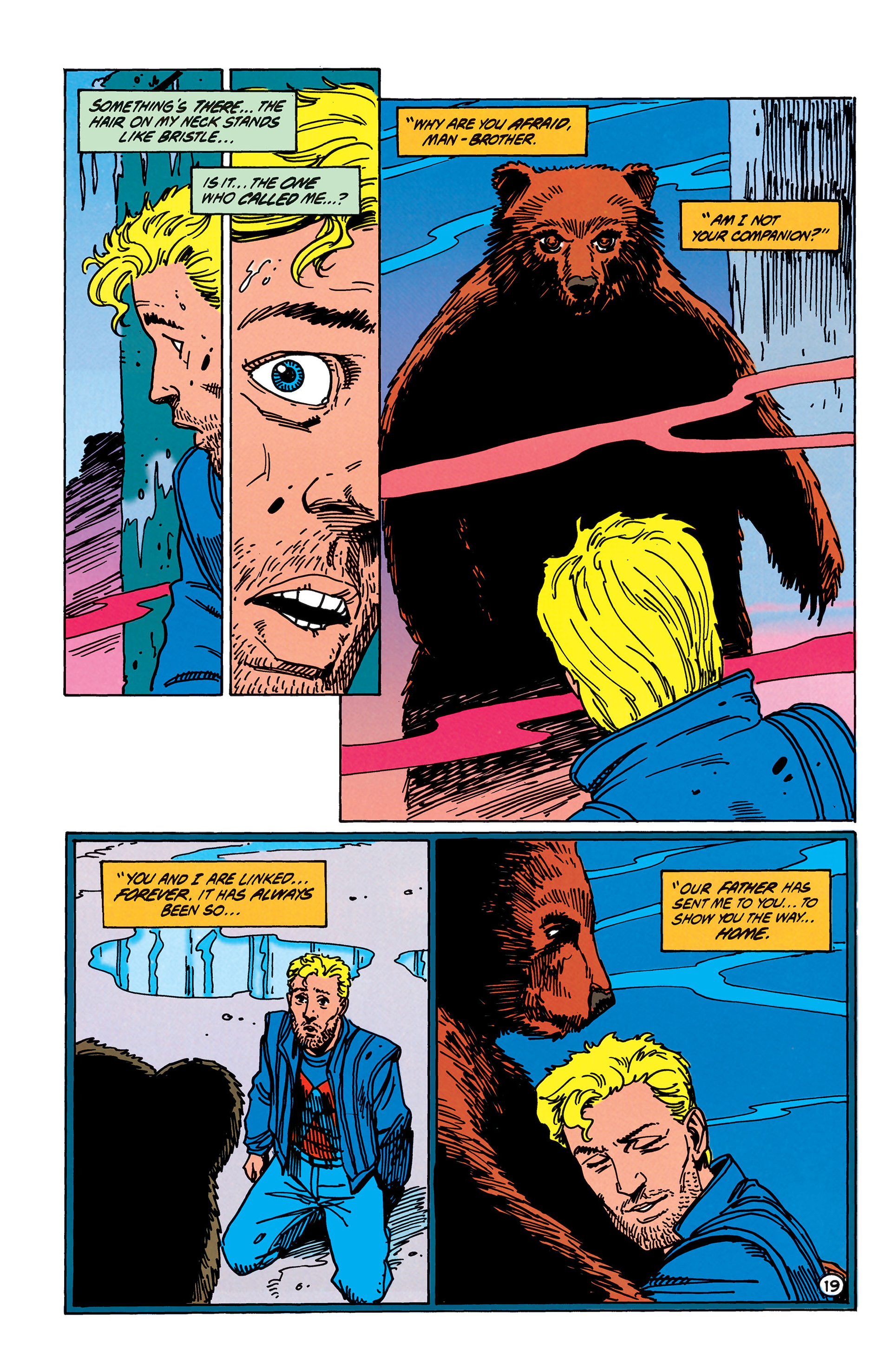 Read online Animal Man (1988) comic -  Issue #40 - 20