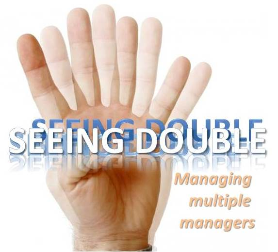 Managing more than one manager