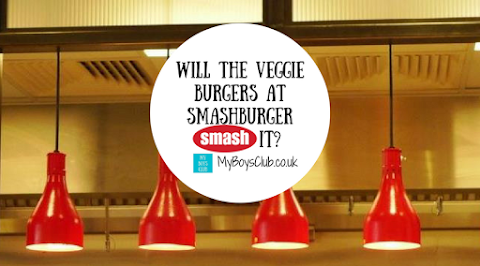 Will the Veggie Burgers at Smashburger Smash it? (REVIEW)