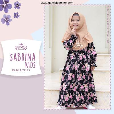 Sabrina Kids - Gamis Anak Jasmine By Lidia Hadiwinoto