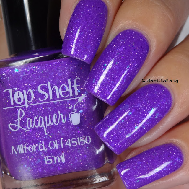 Top Shelf Lacquer (H)opposites Attract