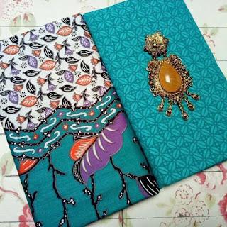 Kain Batik dan Embos 115 d