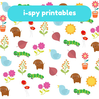 Practical Mom Best of 2016: I Spy Printables