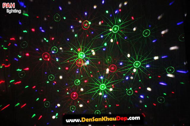 Hiệu ứng đèn laser led LELA cảnh 5