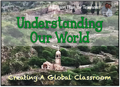 How to create a global understanding in your secondary Social Studies classroom.