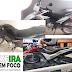 PM de Teixeira apreende três motocicletas clonadas em Maturéia. Cidade é recorde em apreensões