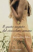 Risultati immagini per il gusto segreto del cioccolato amaro libro