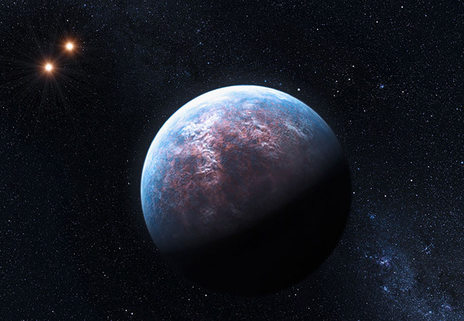 Tinuku Astronomers identify the chemistry on exoplanets that made life on Earth