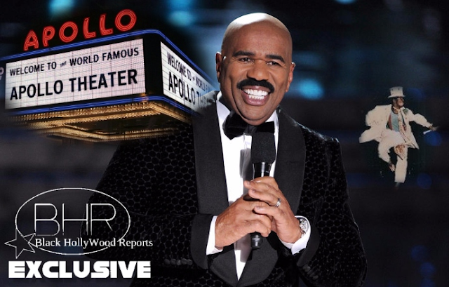 Showtime At Apollo Is Coming Back !!!! Steve Harvey Is To Host The 2 Hour Special Coming In 2017 !