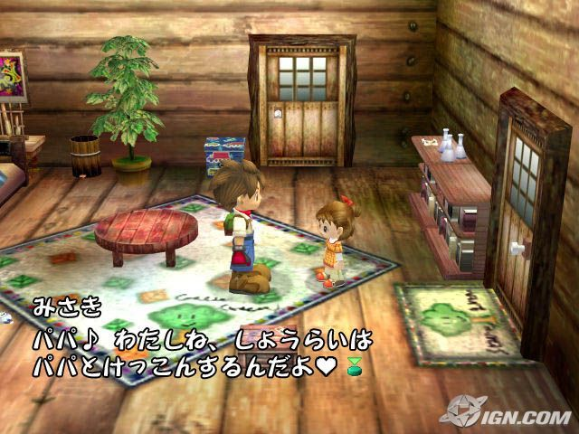 Download Harvest Moon A Wonderful Life Special Edition Ps2 Iso for