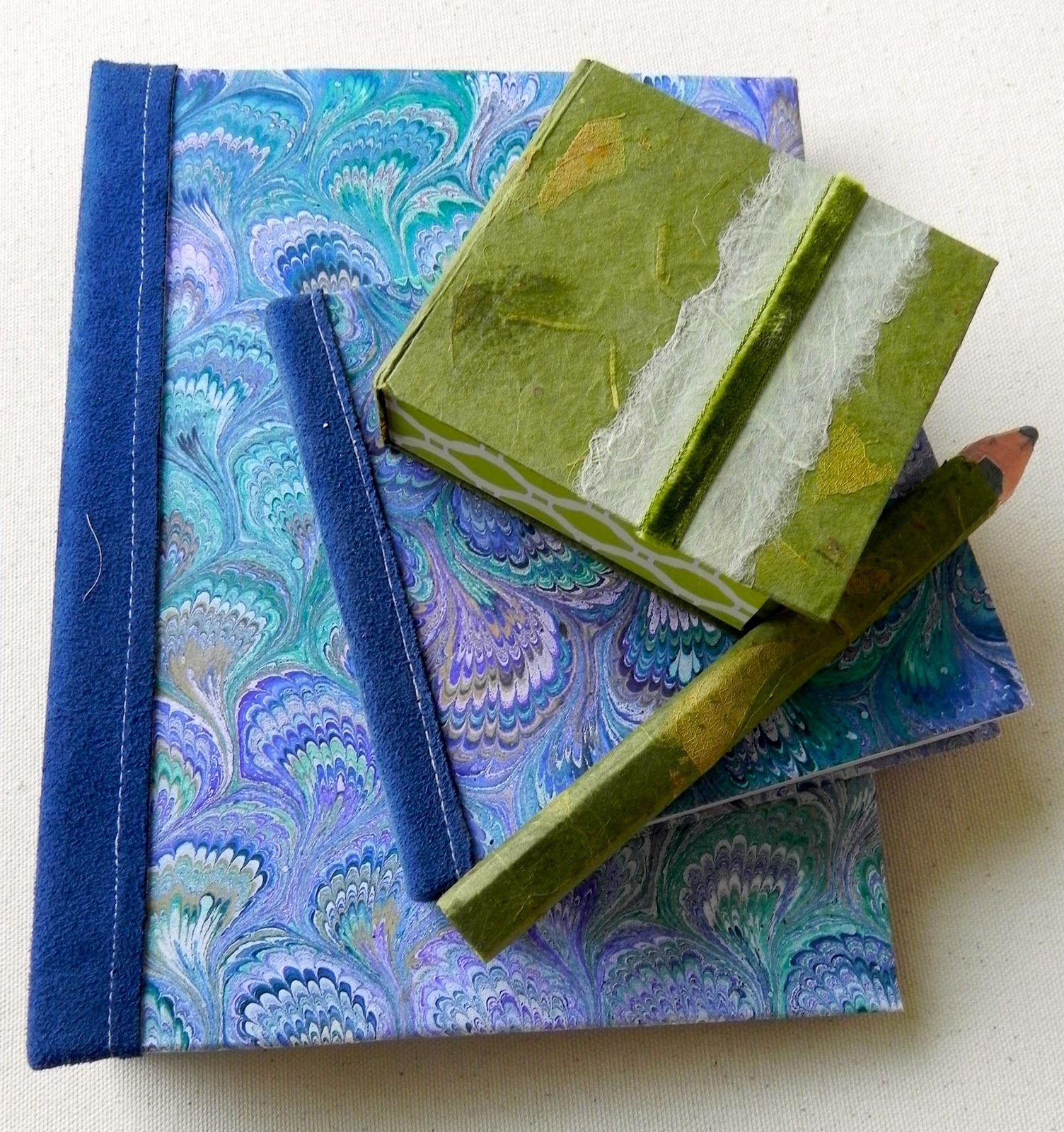 Summerland Cottage Studio: Binders And Book Covers