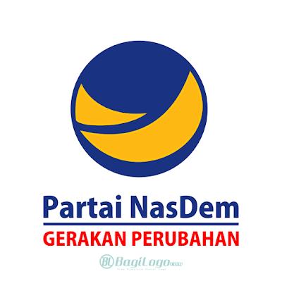 Partai NasDem Logo Vector