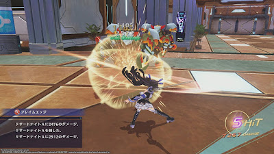 Megadimension Neptunia VIIR Game Screenshot 1