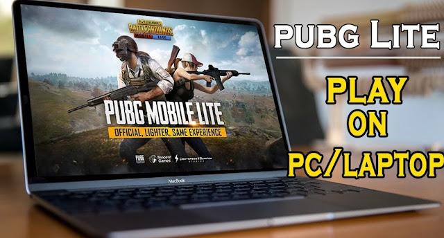 Tutorial Cara Daftar Akun PUBG Lite PC Indonesia