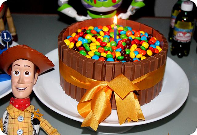 1º Mêsversário com Decoração do Toy Story