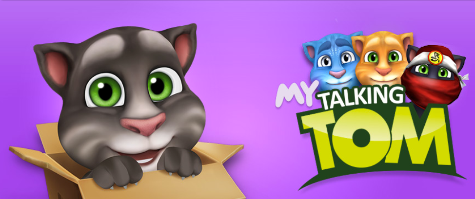 My Talking Tom V2.8 APK MOD [MONEDAS ILIMITADAS]