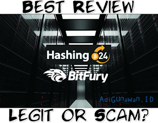 Review Legit or Scam Hashing24 Cloud Mining