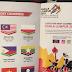 #KL2017 : Penyokong Berang Kesilapan Cetakan Bendera Indonesia, Khairy Jamaluddin Mohon Maaf