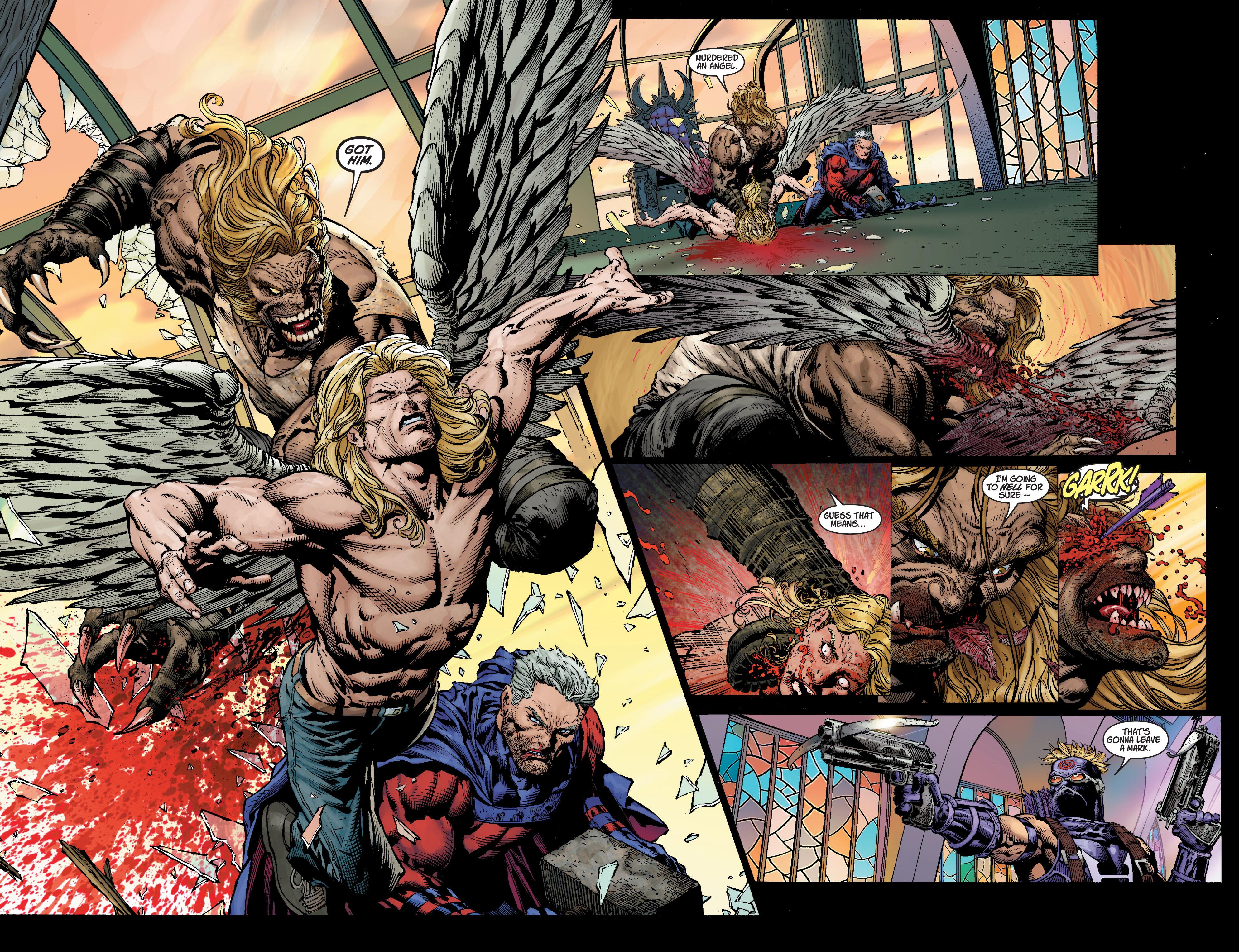 Read online Ultimatum comic -  Issue #4 - 18