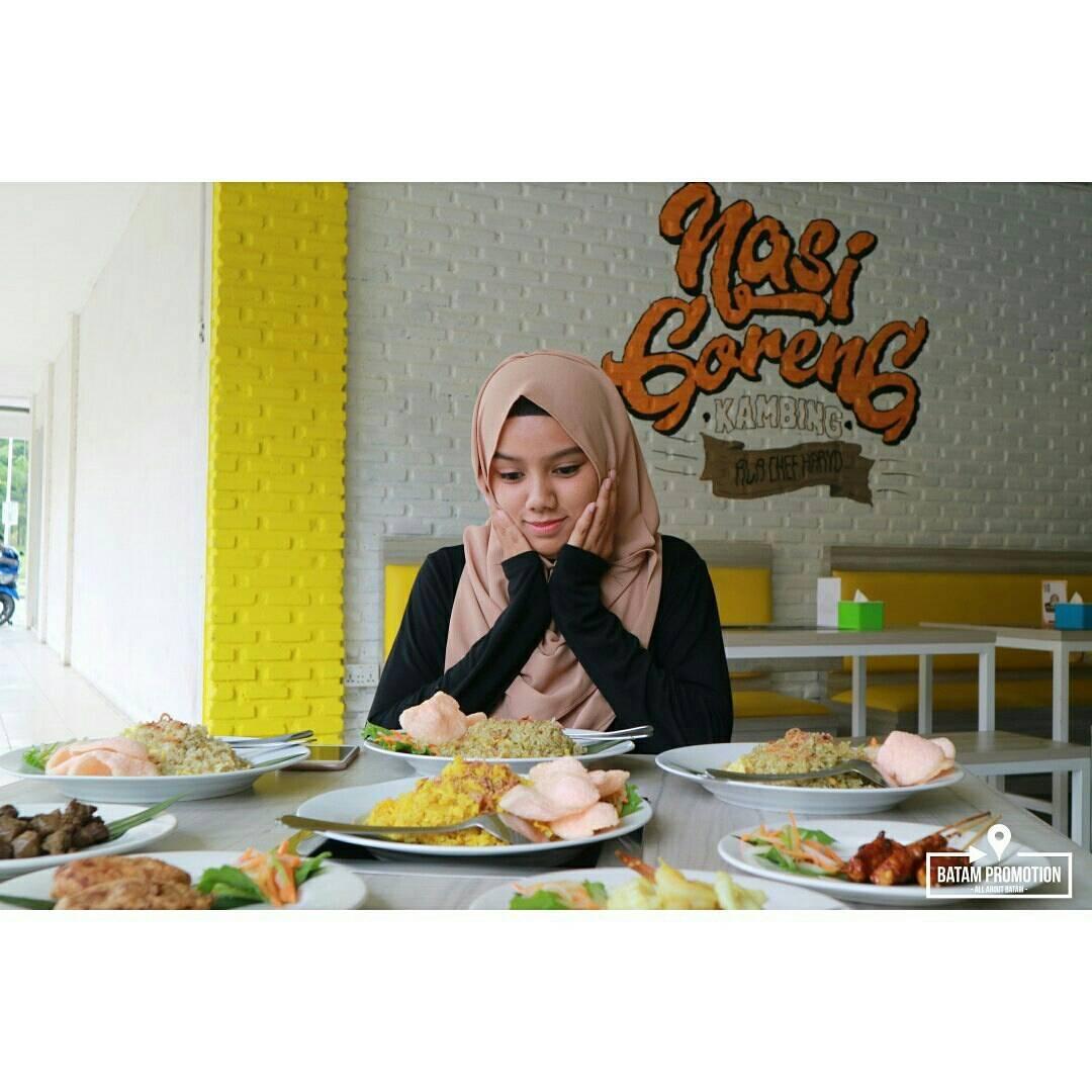 081210999347 Promosi Kepri Promotion Nasi Goreng Kambing Chef Haryo Situs Promo Arreza