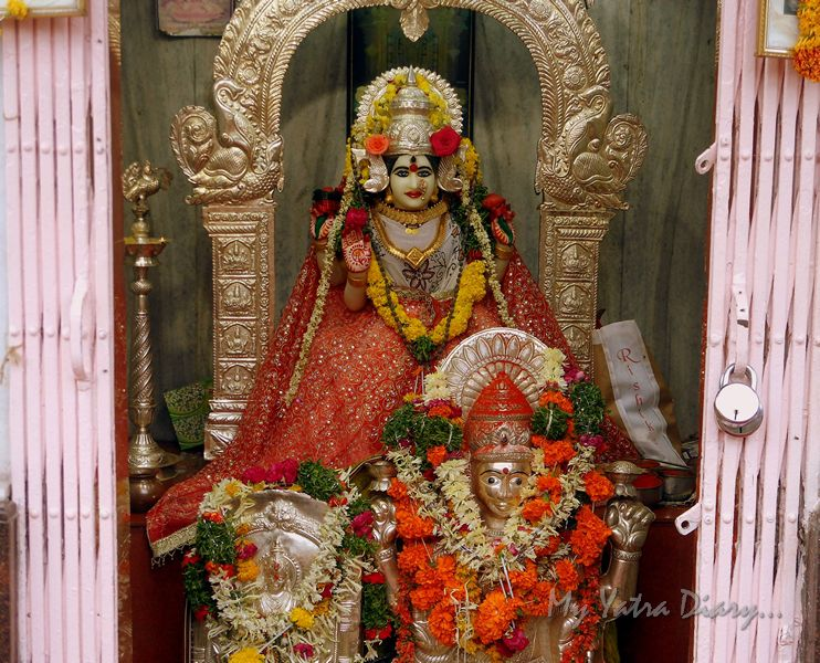 Goddess Bhagyalaxmi Mata Temple, Hyderabad, India