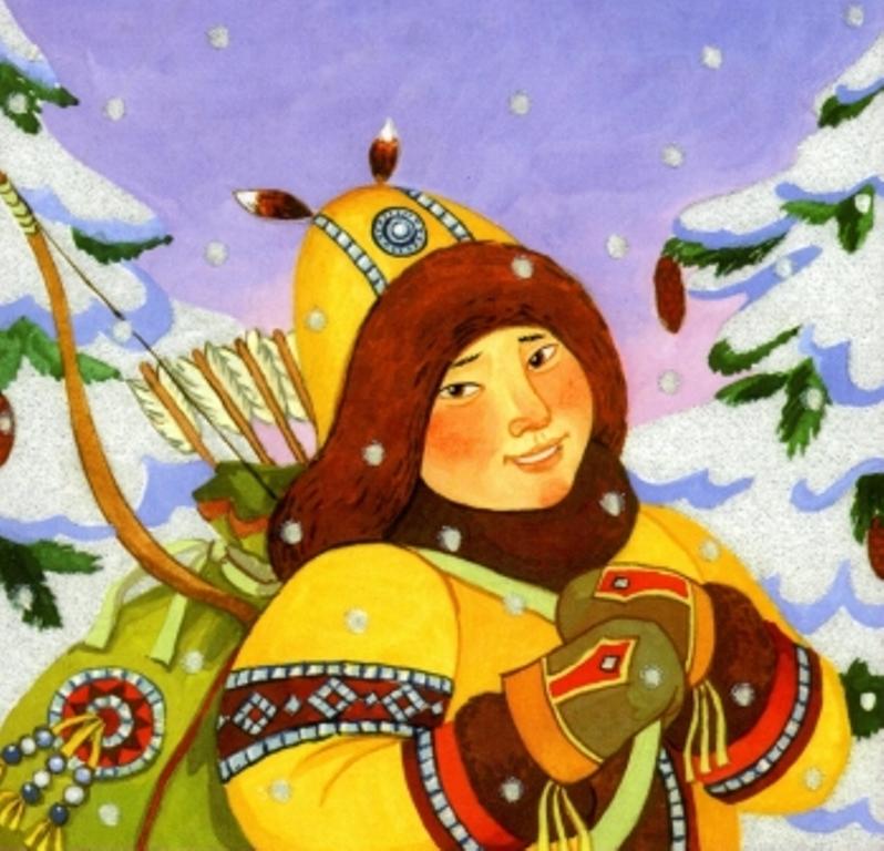 Художественный мир Сибири: Якутские народные сказки