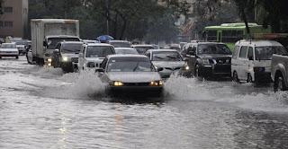 Varias provincias en alerta por avisos de inundaciones y crecidas