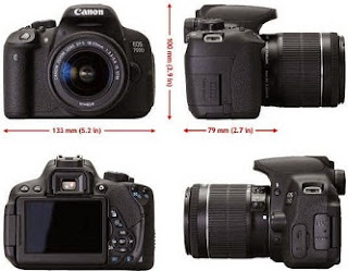 Harga Kamera Dslr Canon Eos 700d Januari 2015 Harga