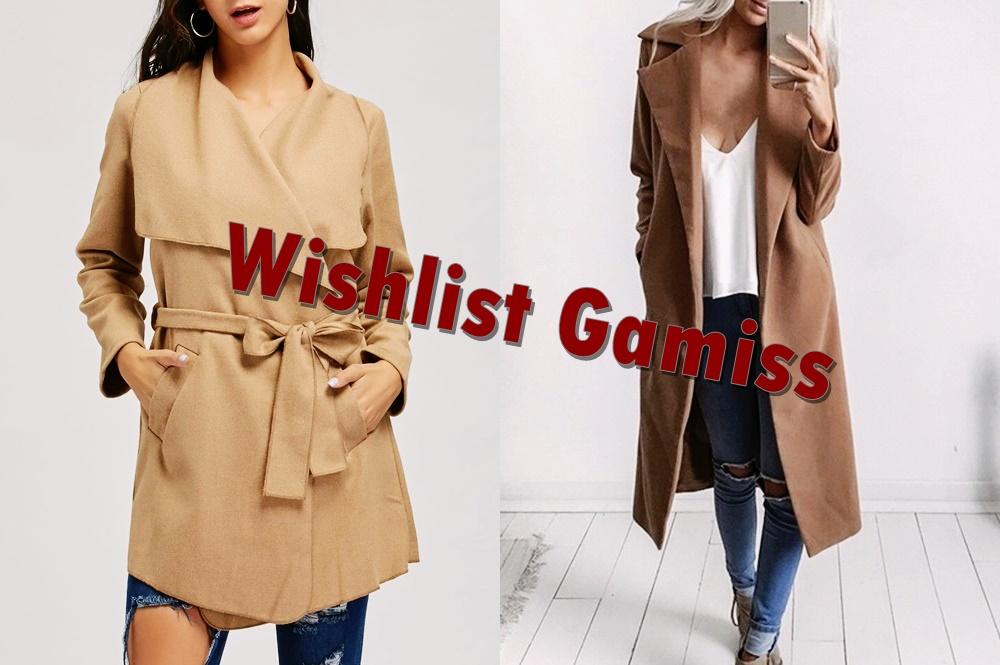 Wishlist Gamiss