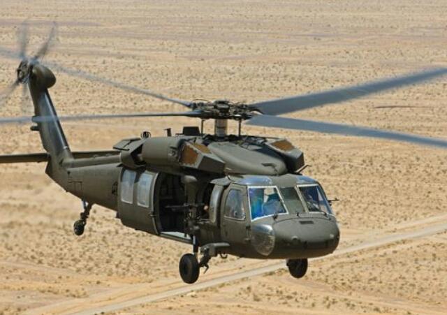 Helikopter Black Hawk Milik Militer AS Jatuh di Lepas Pantai Yaman
