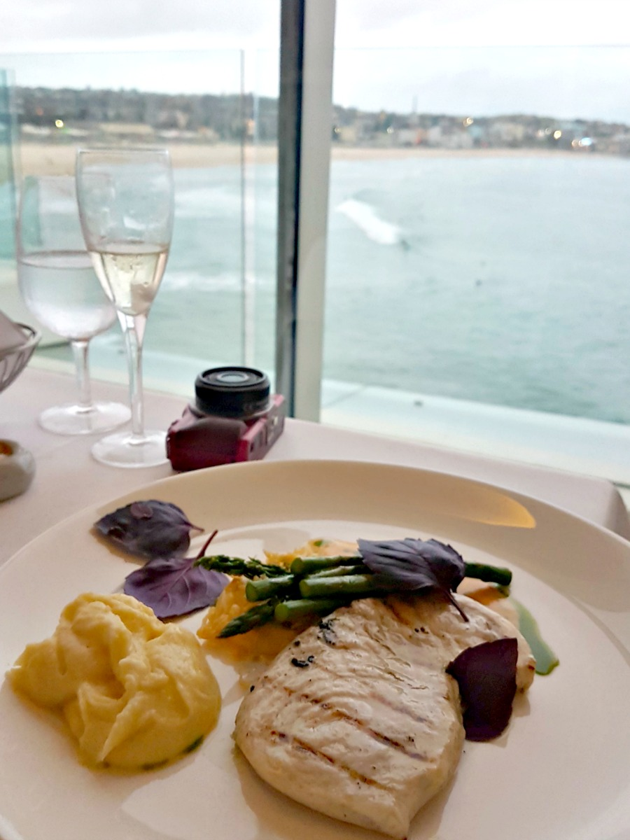 Bondi Icebergs Dining Room Sydney Review