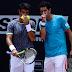 Tênis: Rogério Dutra Silva está nas semifinais de duplas do Brasil Open