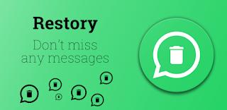 Restory - Reveal WhatsAp
