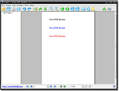 تحميل برنامج قارئ PDF مجانا للكمبيوتر Free PDF Reader
