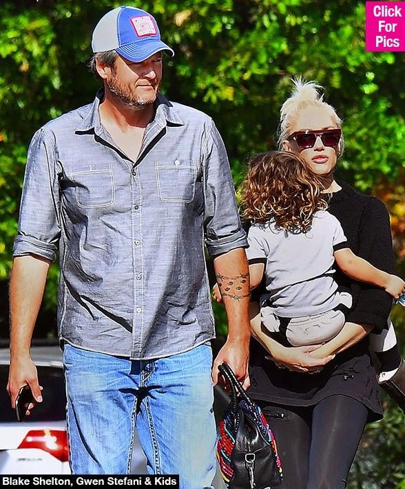 Gwen Stefani & Blake Shelton's Plans To Marry & Settle Down In Oklahoma Revealed