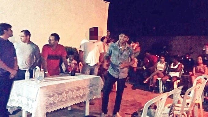 """DESESPERO: Léo Coutinho apela e usa """"factoides"""" infiltrados na política para obter votos no bairro baixinha que se encontra abandonado"""