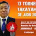 Romão de Souza será sede da 13ª edição do Torneio Takayama de judô neste domingo