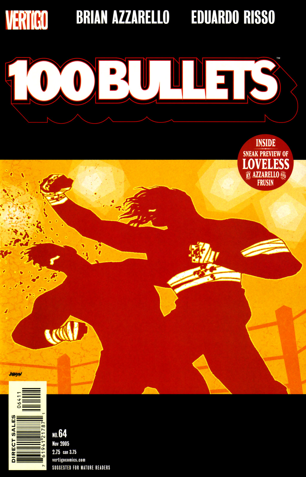 100 Bullets 64 Page 1