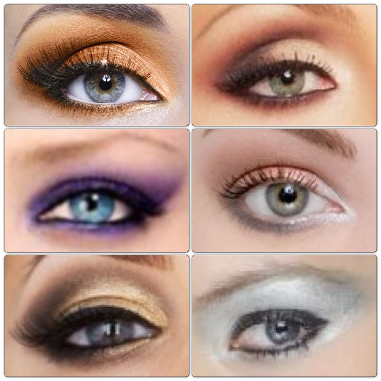 Different Shades Of Brown Eyes Chart Different Shades Of ...