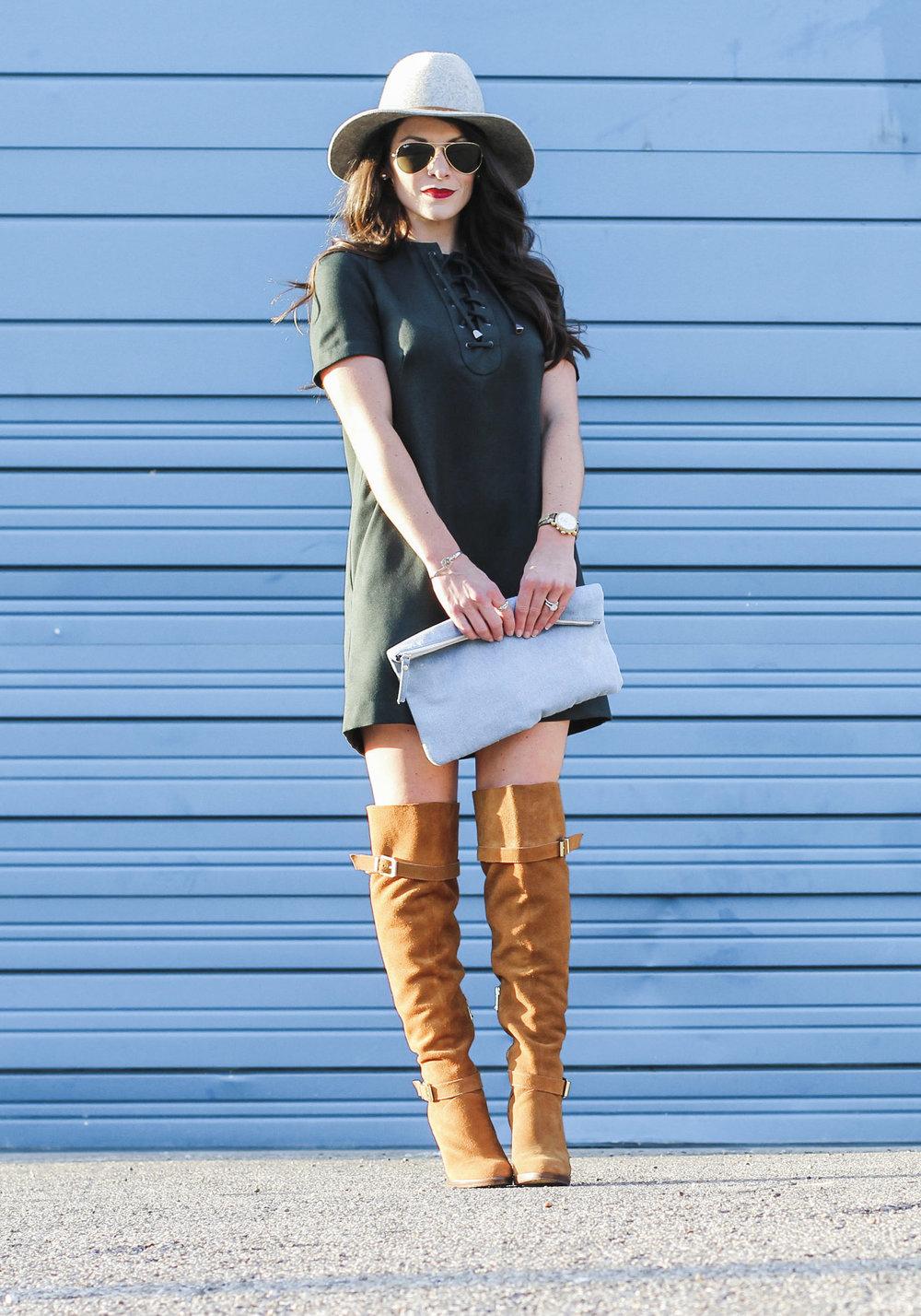 Como Vestir Con Botas Y Vestidos Ideas Con Fotos Moda Y