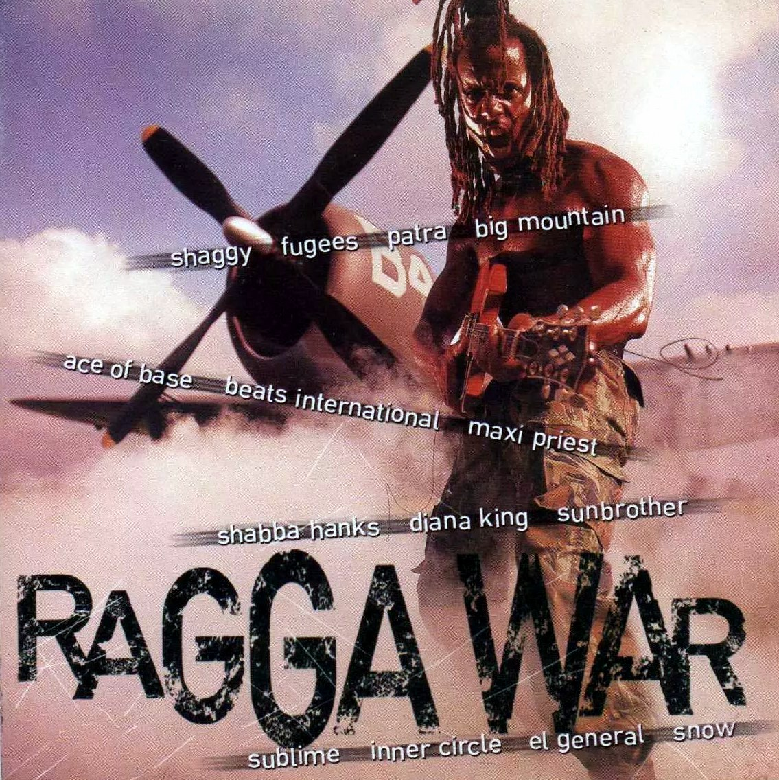 Ragga War- Som Livre- Snow, Patra, Sublime, Shabba Ranks