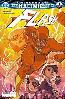 Flash Num. 15/ 1 (Renacimiento) (Flash (Nuevo Universo DC)) PDF