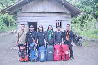 Desa Tinukari, Gunung Mekongga, KPA-AMCALAS SULTRA